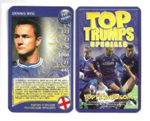 Chelsea Dennis Wise Past Hero